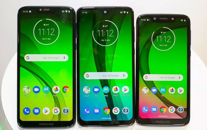 Motorola G7 serisinden 4 model tanıttı!  İşte uygun fiyatları ve özellikleri