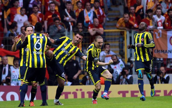 Fenerbahçe, Beşiktaş'ı yenerse ne olur...