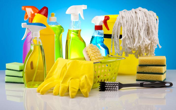 Temizlik ürünlerine dikkat edin! Hayati tehlike taşıyor