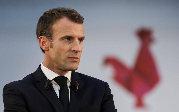 Trump ile Macron'un diktiği fidan kurudu