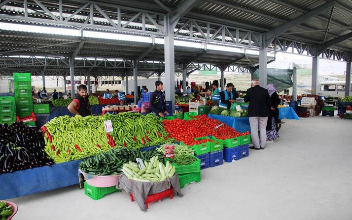 Tarım ürünlerinde üretici fiyatları Mart ayında da arttı