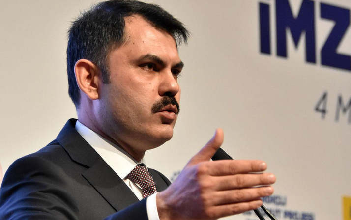 Bakan Kurum 50 bin konutla ilgili detayları açıkladı