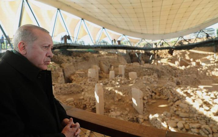 """Cumhurbaşkanı Erdoğan: """"Hedefimiz bu yıl 50 milyon turisti geride bırakmak"""""""