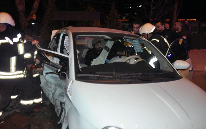 Yeni satın aldığı otomobiliyle ilk gün kaza yaptı kaskosunu sordu