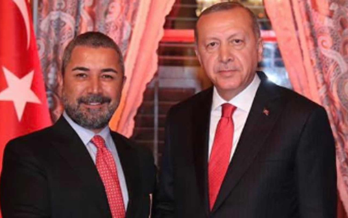 Erdoğan'dan Veyis Ateş'e doğum günü sürprizi