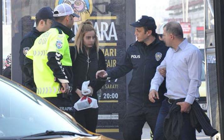 Ankara'da belediye otobüsünde taciz iddiasına gözaltı!