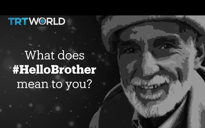 TRT'den Davud Nabi'ye özel video Hello Brother