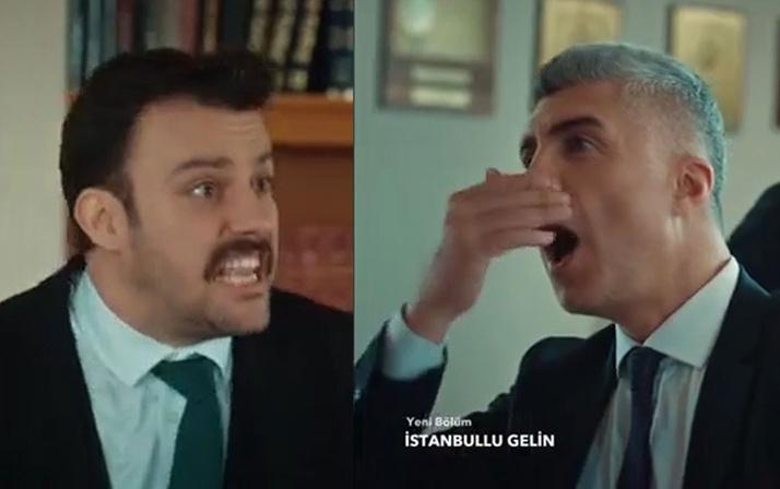 İstanbullu Gelin'de geceye damga vuran küfür sahnesi