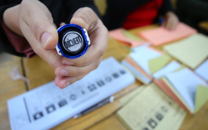 Bergama'da CHP itiraz etti geçersiz oylar yeniden sayıldı