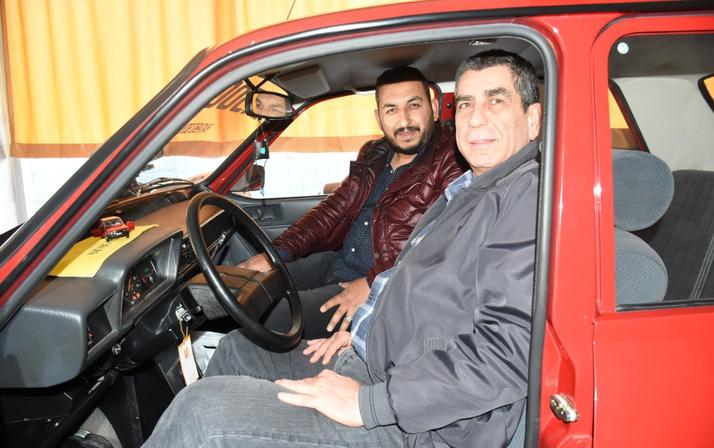 İzmir'de araba tutkunu 1996 model Toros'a 42 bin TL verdi
