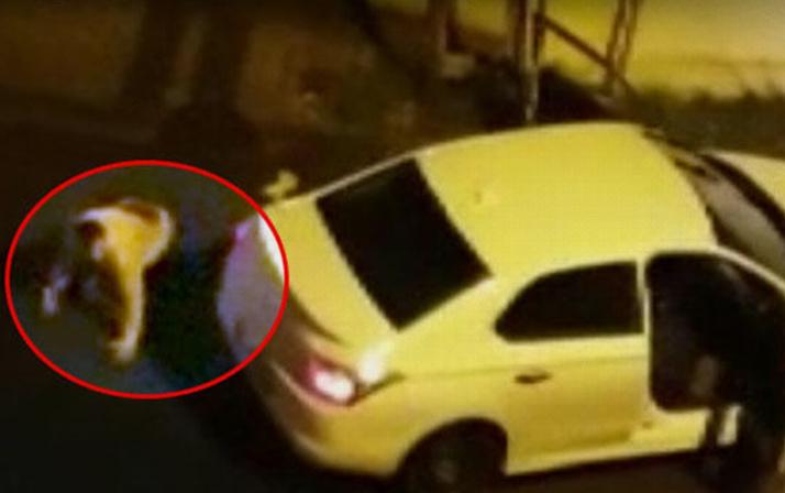 İstanbul Sultanbeyli'de cinayet anları kamerada