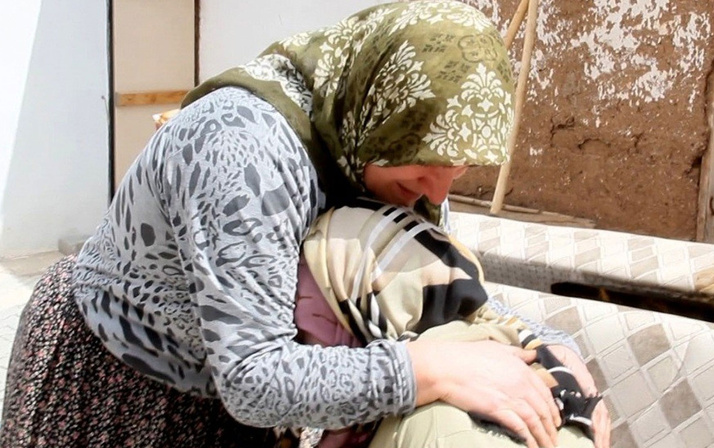 Erzincan'da korkutan olay! Mazotla sobayı tutuşturmak isterken...