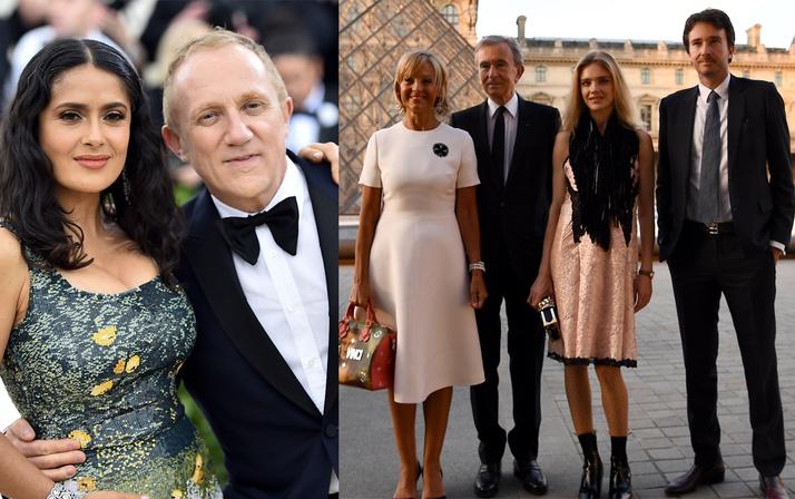 Notre Dame bağışı çılgınca! Biri Salma Hayek'in milyarder eşi