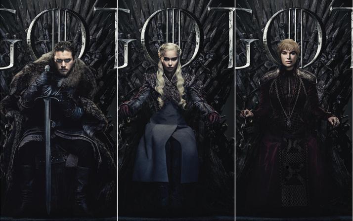 Game Of Thrones'ta tahta korsanlar oturdu 2. bölümden olay fotoğraflar