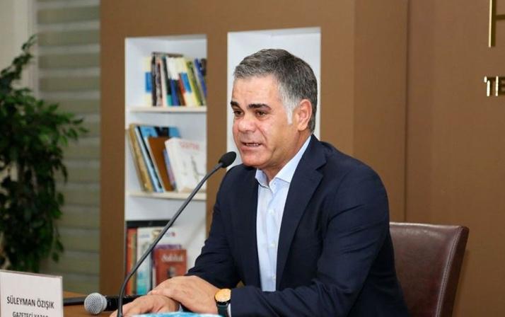 Süleyman Özışık'ın AK Parti'ye yakın medya yazısı konuşuluyor