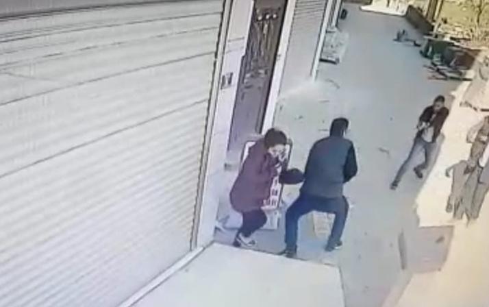 Bursa'da dehşet: Karı kocayı silahla böyle vurdu!