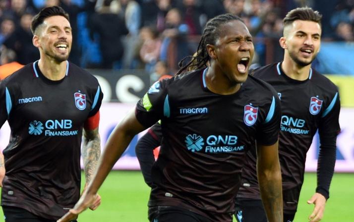 Hugo Rodallega'ya Süper Lig'den sürpriz talip