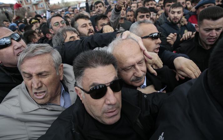 Sopalar dağıtılıyordu! Kemal Kılıçdaroğlu'ndan saldırıyla ilgili yeni açıklama
