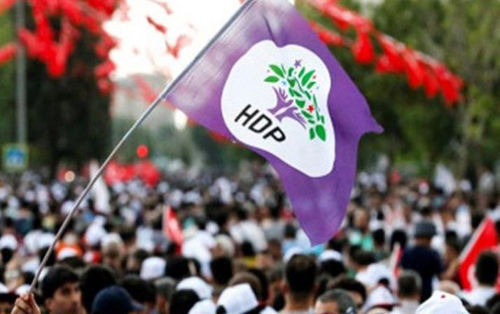 HDP'den 'sert görevden alma ve operasyon' açıklaması