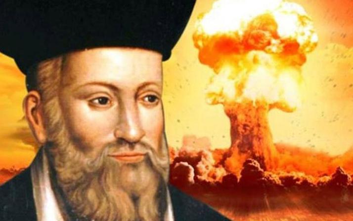 Deprem olacak savaş çıkacak! Nostradamus'un 2019 Türkiye kehanetleri