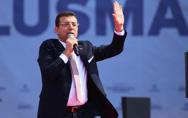 Ekrem İmamoğlu'nun kampanyasına destek veren ünlü Murat Boz iddiası