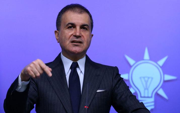 AK Parti Sözcüsü Çelik'ten Kılıçdaroğlu'na Doğu Akdeniz tepkisi