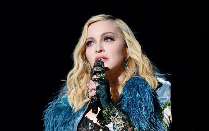 Madonna'dan flaş İsrail kararı