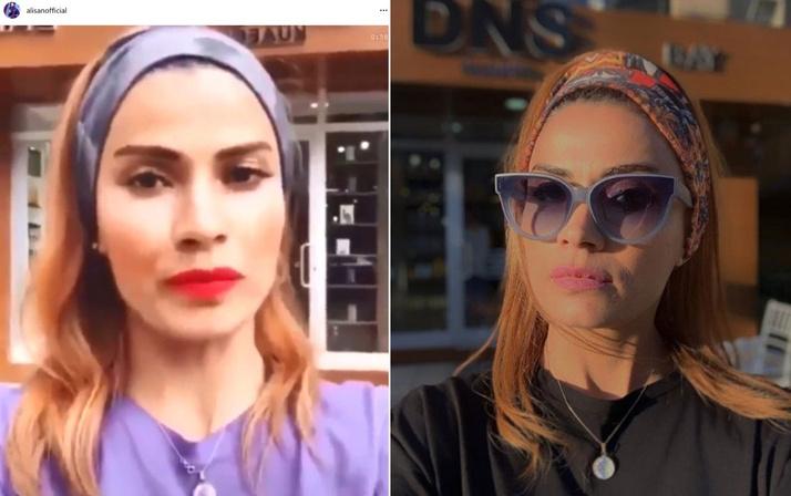 Nurcan Salman 'Güzelliğimden özgürlüğüm kısıtlandı' demişti videoyu neden çektiğini açıkladı