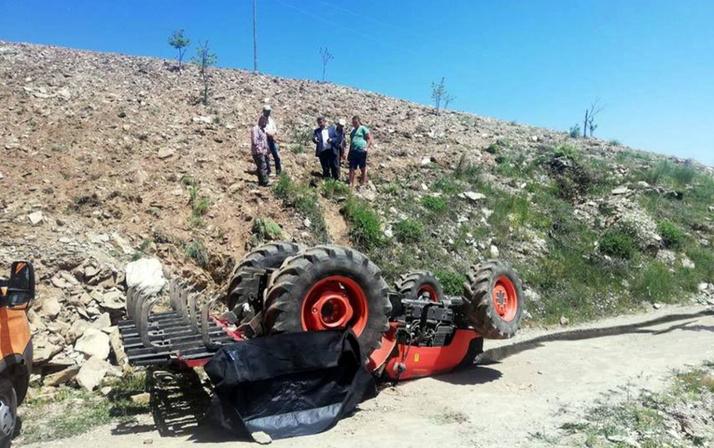Aydın'da feci ölüm! Traktörün altında kalıp öldü