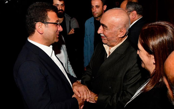 Şener Şen ve Ekrem İmamoğlu buluşması Twitter'da TT oldu