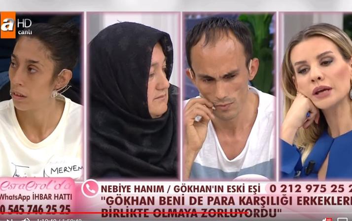 Esra Erol'da ortaya çıktı kayıp dediği eşini meğer erkeklere pazarlamış