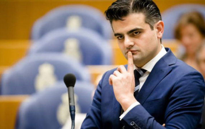 Hollanda DENK partisi Milletvekili Tunahan Kuzu serbest bırakıldı