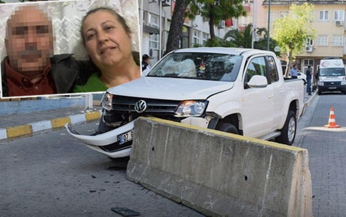 Aydın'dan kadın cinayeti bir kişi eşini 15 bıçak darbesiyle öldürdü