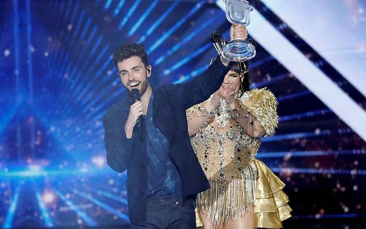 Eurovision sona erdi! Yarışmayı Duncan Laurence ile Hollanda birinci oldu