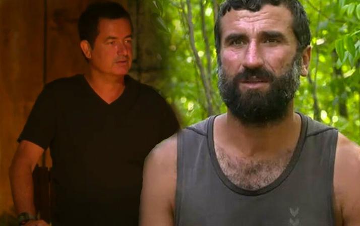 Survivor Hikmet'in korktuğu oldu Acun Ilıcalı kötü haberi resmen duyurdu