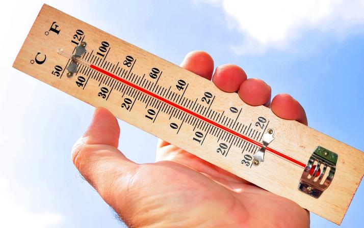 Mevsim normallerinin üzerinde hava sıcaklığı olacak