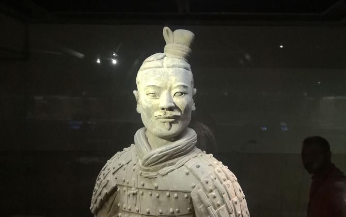 THY, dünyayı Çin'in 2 bin yıllık kilden askerlerine taşımaya hazırlanıyor