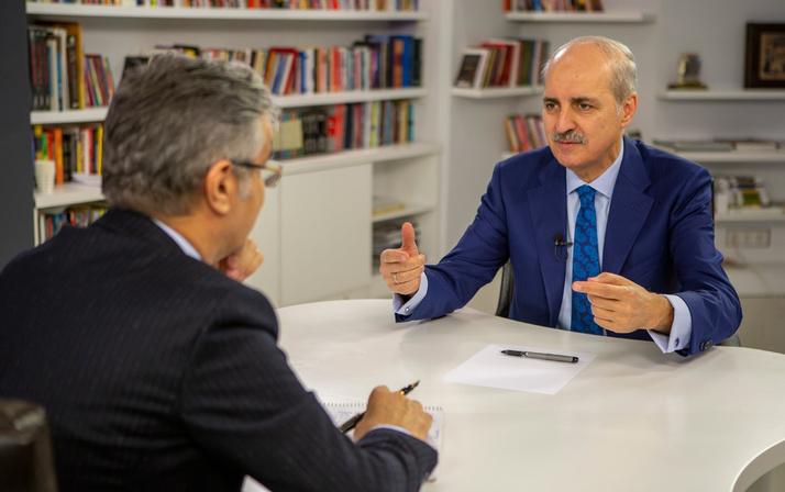 Numan Kurtulmuş açıkladı! AK parti Kürt seçmeni nasıl ikna edecek?