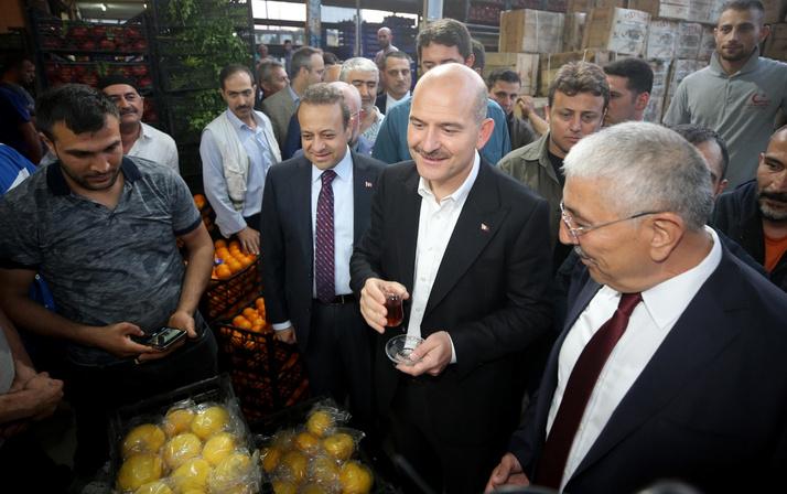 İçişleri Bakanı Süleyman Soylu'dan kaçak göçmenlerle ilgili önemli açıklama