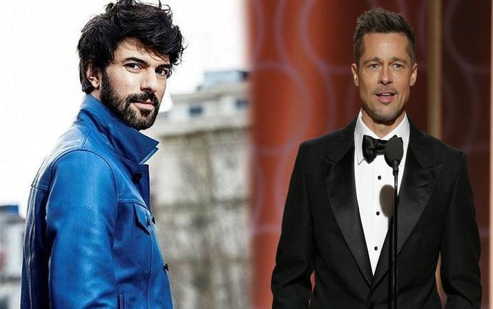 Brad Pitt yerine Engin Akyürek! Latin Amerika'yı etkisi altına aldı