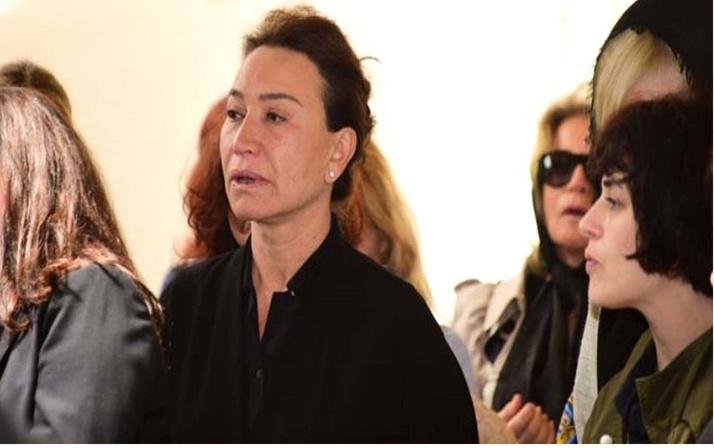 3 Ay önce eşi Zafer Çika'yı kaybeden Demet Akbağ gözyaşlarını tutamadı