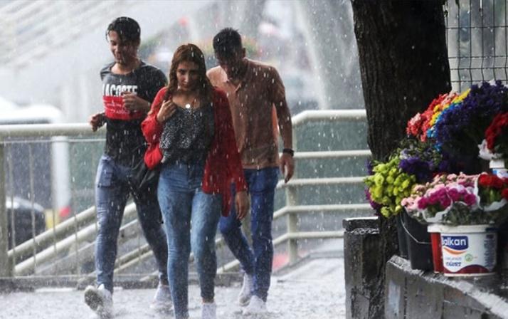 Meteoroloji'den kritik uyarı: 32 ilde sağanak yağış etkili olacak