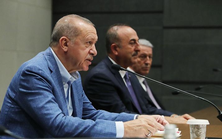 Cumhurbaşkanı Erdoğan'dan canlı yayında son dakika açıklamalar
