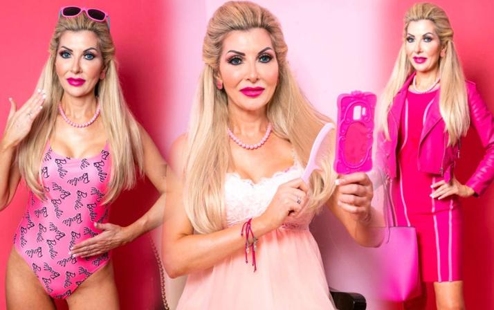 Barbie'ye benzemek için 105 ameliyat oldu! Eski hali ise inanılmaz