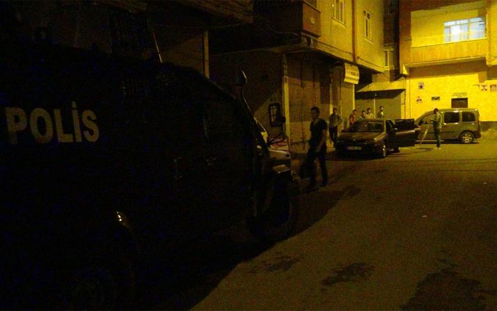 Diyarbakır'da otopark görevlisine silahlı saldırı