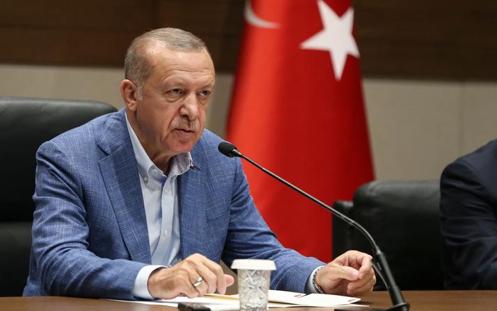 """Cumhurbaşkanı Erdoğan'dan """"Milli Görüş"""" hamlesi geldi!"""