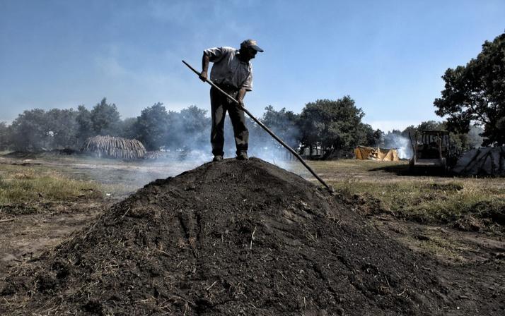 Ateş kül ve duman içinde yaşayan Torlakçılar