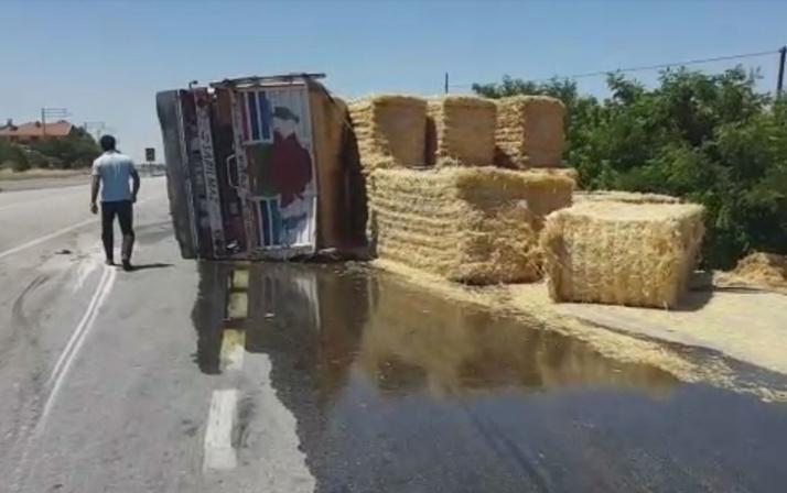 Afyon'da tır ile otomobil çarpıştı, 4 kişi hayatını kaybetti