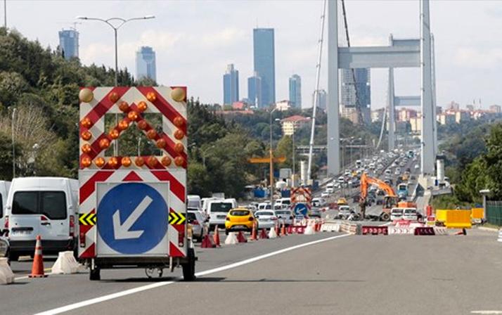 İstanbul'a sevindiren haber! FSM'de son kat asfalt çalışmasına geçildi