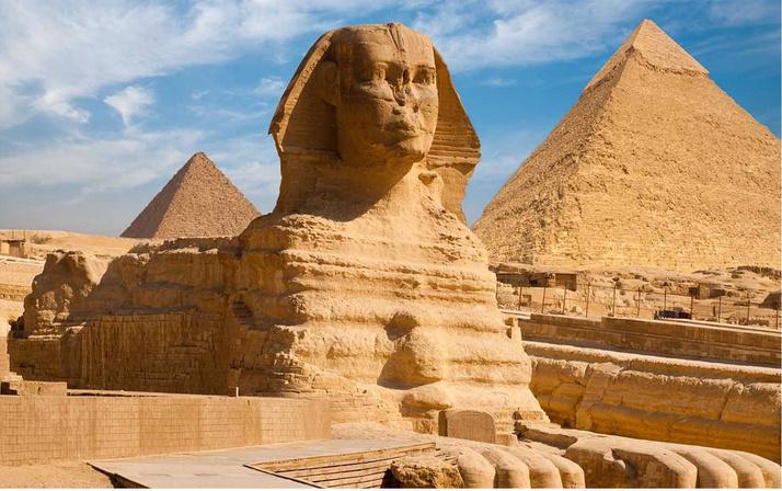 Mısır'daki piramitlerin sırrı çözülüyor! İşte piramitler hakkında ulaşılan yeni bilgiler